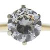 2.25 ct. Circular Brilliant Cut Solitaire Ring, J, VVS2 #4