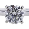 1.46 ct. Round Cut Solitaire Ring #4