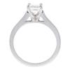 1.41 ct. Emerald Cut Solitaire Ring, I, VS2 #4