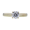 0.75 ct. Round Cut Solitaire Ring, G, VS2 #3