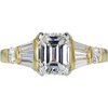 1.52 ct. Emerald Cut Solitaire Ring, I, VS1 #3