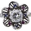 1.60 ct. Round Cut Bridal Set Ring, I, SI2 #4
