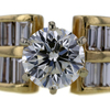 1.54 ct. Round Cut Solitaire Ring #1