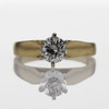 .72 ct. Round Cut Solitaire Ring #3