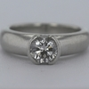 .87 ct. Round Cut Solitaire Ring #3