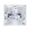 1.02 ct. Princess Cut Bridal Set Ring, F, VS1 #1