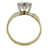 2.02 ct. Round Cut Solitaire Ring, H, VS1 #1