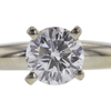 0.51 ct. Round Cut Solitaire Ring, D, VVS2 #4