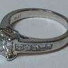 1.20 ct. Princess Cut Ring #3