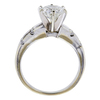 1.55 ct. Round Cut Solitaire Ring, H-I, I1 #3