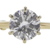 1.52 ct. Round Cut Solitaire Ring, D, VS1 #4