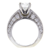 1.63 ct. Round Cut Solitaire Ring, G, I1 #4