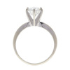 1.02 ct. Round Cut Solitaire Ring, I, SI1 #4