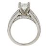 1.0 ct. Princess Cut Solitaire Ring, J, VS1 #4