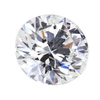 1.05 ct. Round Cut 3 Stone Ring #1