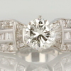 1.89 ct. Round Cut Solitaire Ring #1