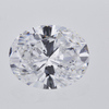1.84 ct. Oval Cut Bridal Set Ring #3