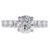 1.83 ct. Round Cut Solitaire Ring, G, I1 #3