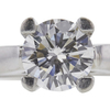 1.5 ct. Round Cut Bridal Set Ring, E, SI1 #4