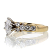 .98 ct. Marquise Cut Solitaire Ring #2