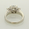 1.93 ct. Princess Cut 3 Stone Ring #3