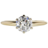 1.02 ct. Round Cut Solitaire Ring, K, SI1 #3