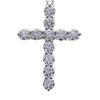 Round Cut Pendant Tiffany & Co. Necklace, G-H, VS1-VS2 #1