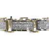 Princess Cut Link Bracelet, L-M, SI2-I1 #1