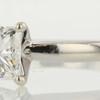 0.96 ct. Round Cut Solitaire Ring #2