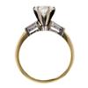 1.05 ct. Round Cut 3 Stone Ring #3