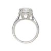 2.34 ct. Round Cut Solitaire Ring, I, IF #4