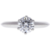 0.9 ct. Round Cut Solitaire Tiffany & Co. Ring, G, VVS2 #3
