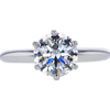 1.48 ct. Round Cut Solitaire Tiffany & Co. Ring, H, VVS2 #3