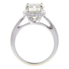2.09 ct. Round Cut Solitaire Ring, L, I2 #4