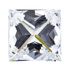 1.01 ct. Princess Cut Solitaire Ring, F, VVS2 #2