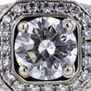 1.53 ct. Round Cut Bridal Set Ring #4