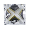 1.03 ct. Princess Cut Solitaire Ring, G, SI1 #2