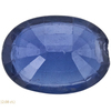 2.80 ct. Oval Cut Bridal Set Ring, Blue, SI2-I1 #3