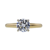 0.90 ct. Round Cut Solitaire Ring, I, I1 #3
