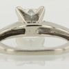 1.19 ct. Princess Cut Solitaire Ring #3