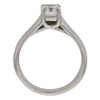 0.92 ct. Radiant Modified Cut Solitaire Tiffany & Co. Ring, G, VS1 #4
