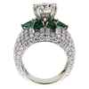 2.27 ct. Round Cut Solitaire Ring #3