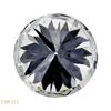 1.05 ct. Round Cut 3 Stone Ring, J, I1 #2