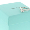 1.27 ct. Round Cut Solitaire Tiffany & Co. Ring #1
