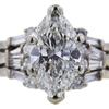 3.2 ct. Marquise Cut Loose Diamond #3