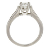 1.01 ct. Princess Cut Bridal Set Ring, H-I, I1 #3