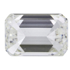 1.33 ct. Emerald Cut Solitaire Ring #3