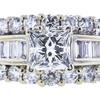 1.03 ct. Princess Cut Solitaire Ring, I, VVS2 #4