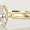 .79 ct. Oval Cut Solitaire Ring #4