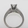 1.52 ct. Princess Cut Bridal Set Ring #1